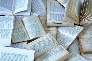 otwarte podręczniki - zdjęcie