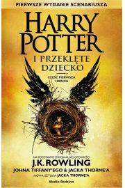 książka harry potter 8 - przeklęte dziecko